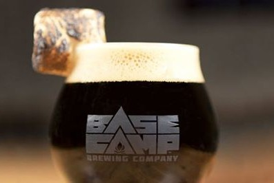 BASE CAMP BREWING COMPANY BASE CAMP S'MORE STOUT