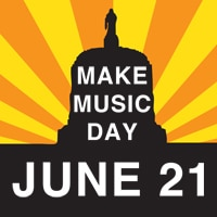 Performances on Make Music Day